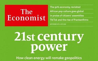 Changements climatiques.Le nouvel ordre énergétique mondial sera propre