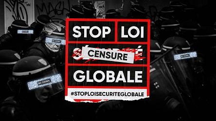 STOP Loi Sécurité Globale